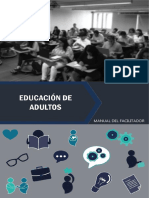 Manual de Educación de Adultos - Nivel Sabe.pdf