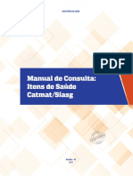 Manual Consulta Itens Saude Catmat Siasg