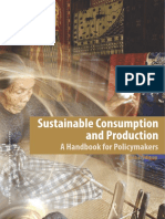 1951 Sustainable Consumption