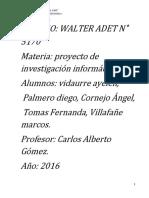 proyecto pii