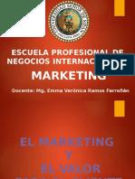 Sesión 02 Marketing