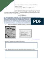 Sexto básico, unidad 3, guia n°3 la progresiva democratización de la sociedad durante el siglo XX