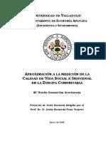 Indicadores Sociales de Calidad de Vida_tesis Doctoral Universidad de Valladolid d