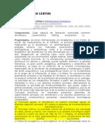 Características Diclofenaco