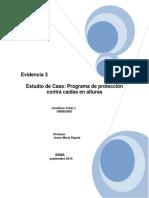 Evidencia3.Programa de Protección Contra Caídas en Alturas.