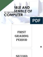 1. Assemble & Disassemble