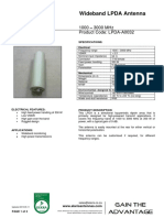 LPDA-A0032 Version 2.7