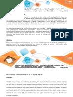 Escensarios Propuestos - Estrategia de Aprendizaje