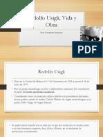 Rodolfo Usigli, Vida y Obra2