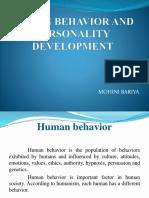Human Behaviour