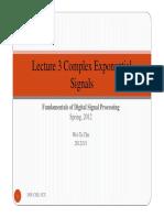 Lecture 3 Complex Exponential Signals.pdf
