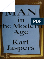 Man in the Modern Age - Jaspers, Karl, 1883-1969