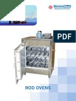 Welding Oven Manual