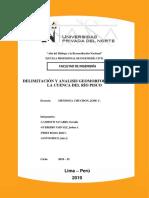 Avance de Informe de Hidro Oswaldo