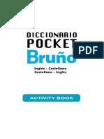 Activity Book Pocket 2018