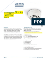 3. SIGA PD Photo Electric Smoke Detector