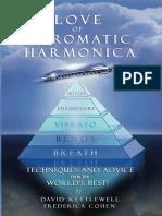 Love of Chromatic Harmonica
