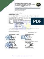 Surat Undangan Sekolah Lomba Bahasa Inggris