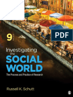 Russell K. Schutt - Investigating the Social World_ the Process and Practice of Research