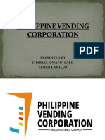 Philippine Vending Corporation