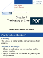 Chapter 01 - The Nature of Chemistry