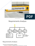 Software engineering requirements