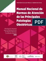 Protocolo de Ginecología Paraguay