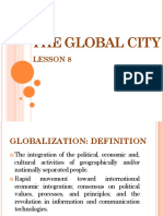 THE GLOBAL CITY.pptx