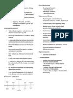 01 Biochem Introduction