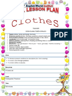 Clothes for 3-4 Years Old