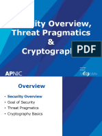Basics Threat Crypto