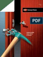 Doors Catalog