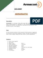 Armamastic TDS