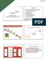 aula 11 e 12 de setembro Gestão de Pessoas no Contexto da Administração Pública Brasileira