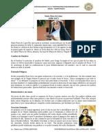 Ficha de Trabajo Sobre Santa Rosa de Lima- Wrw