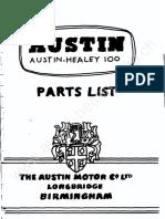 100 BN1&2 Partslist