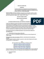 Evidencias Ricardo Campos 2018