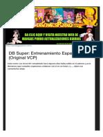 Entrenamiento Especial (Original VCP)-1-1-1