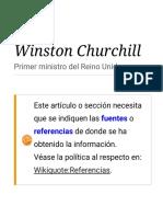 Winston Churchill_ Frases Célebres
