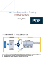 Introduction of IT Governance