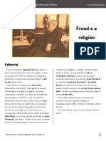 7 - Freud e a Religião - Entrevista.pdf