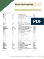 NEF 3rd Preinter Mediate Wordlist