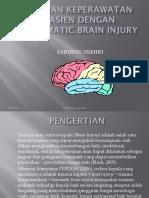 Askep Traumatic Brain Injury