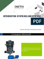 MTW mill