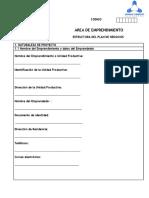 Herramienta 100 Formato Plan de Negocios CCC- Version 2