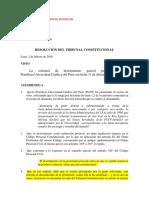 Excepciones en el Codigo Procesal Civil Peru