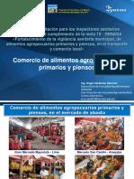 2. Capacitación Para Los Comerciantes de AAPP