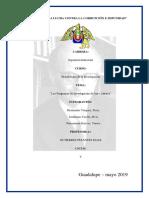 Imre lakatos Informe