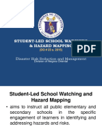 2 Student-led School Watching and Hazard Mapping