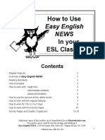 How to Use Easy English